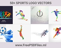 50+ Sports Logo Vectors