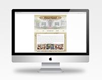 Colonial Capital B&B Website
