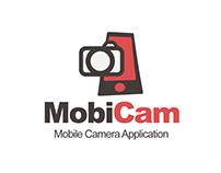Mobi Cam Free Vector Logo