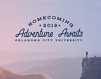 Homecoming 2019: Adventure Awaits