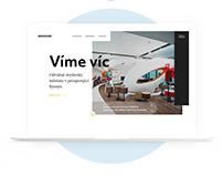 Ideasense - Website