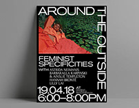 Around The Outside: Feminist Specificities