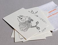 // DENATURALISMES // set of postcards & posters //