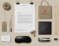 Horizont - Brand Identity