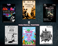 theatrical posters