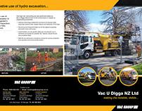 Vac U Digga Brochure