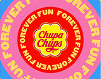 Chupa Chups branding