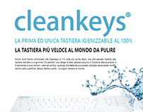Cleankeys ads