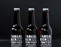 Kraftfeld & Portier — Bieretikette
