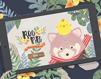 App for kids - Roo & Pibi