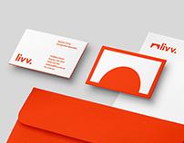 Livv. Identity Design