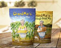 Grandma's Bread Mix