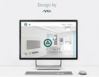 Site for interior designer