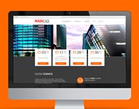 Maxicad website design