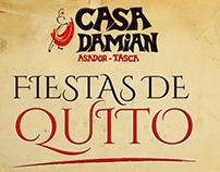 Proyecto Fiestas de Quito