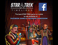 Star Trek Timelines Emails