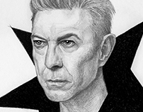 """Blackstar"" - A Portrait of David Bowie"