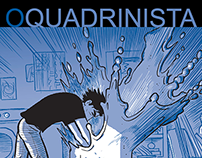 "O Quadrinista - Scott McCloud and ""The Sculptor"""