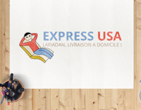 Express USA | Concept Logo Design