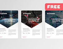 Keep It Simple -– Free Flyer Template