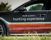 Audi A6 allroad quattro. Design and carwrap