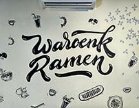 Mural Waroenk Ramen #2