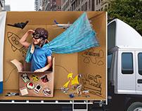 Art direction Truck Cargonam - Miami