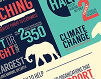 Endangered? Infographic Design