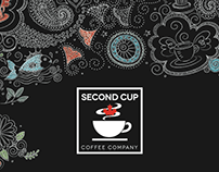 Second Cup Cart Design