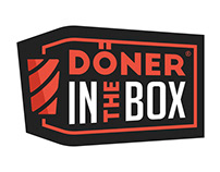 Doner In The Box Menu, Flyers &Posters