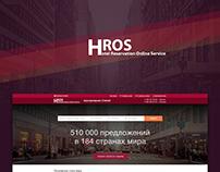 Hotel Reservation Online Service
