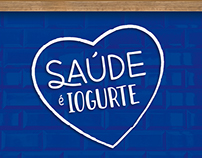 CENTRAL ISLAND DISPLAY - SAÚDE É IOGURTE BY DANONE 2017