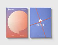 Rafiq brand design