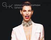 GHK | Grand Hotel Kempinski Magzine