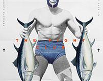 The Fight Club. L'Agosarada for Contrast Restaurant.