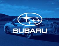 Subaru photo edits