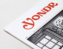 Yondr Art Book