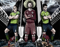 Sounders FC - The West Runs Through Seattle