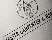 Master Carpenter & Handyman Branding