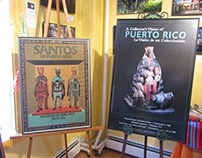 2017 Saints Exhibit at La Galeria del Pueblo, Cranston