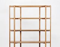 BIDD shelf (W120)