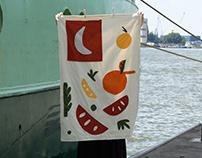 Juicy Tapestry