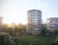 Aziepark project