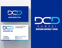 Diseño de logo y tarjeta de presentación.