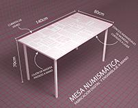 Mesa Numismática