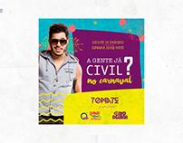 A Gente Já Civil? | No Carnaval