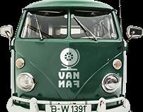 VANFAN - Branding