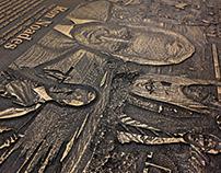 Ron Noades Memorial Plaque