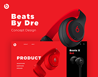 BeatByDre Concept Design