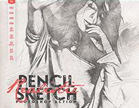 Realistic Pencil Sketch Photoshop Action CS3+